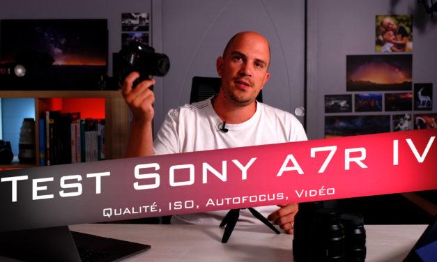 Test Sony A7R IV (A7r4) : l'hybride parfait ?