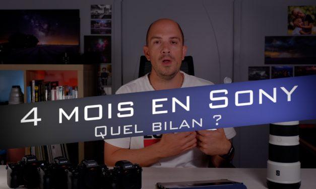 4 Mois 100% Sony : Premier bilan d'un passage APS-C vers Full frame