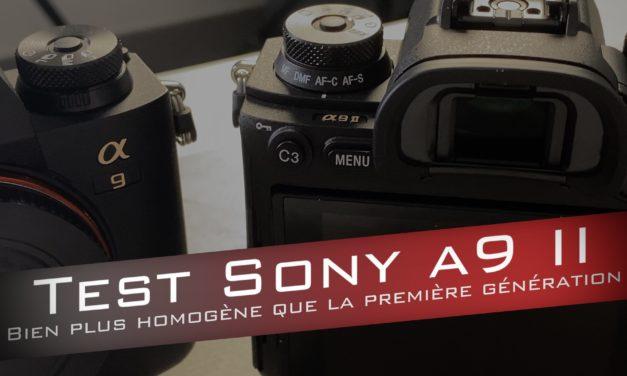 Test Sony A9 II : Bien plus homogène !