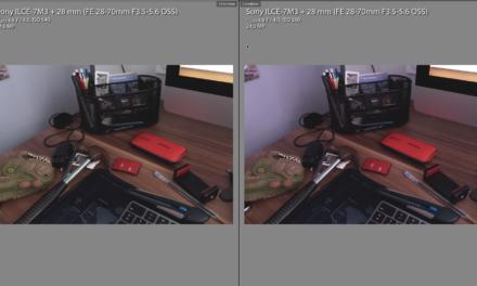 Capteur ISO invariant chez Sony : A quoi ça sert ?