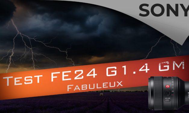 Test Sony FE24 f1.4 GM : un objectif fabuleux