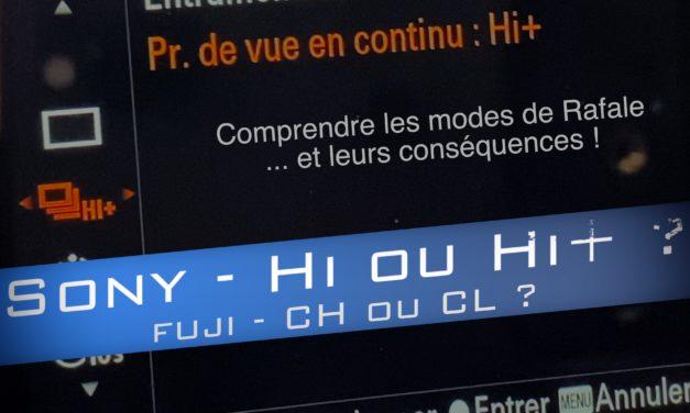 Quelle différence entre Rafale Hi et Hi+ ?