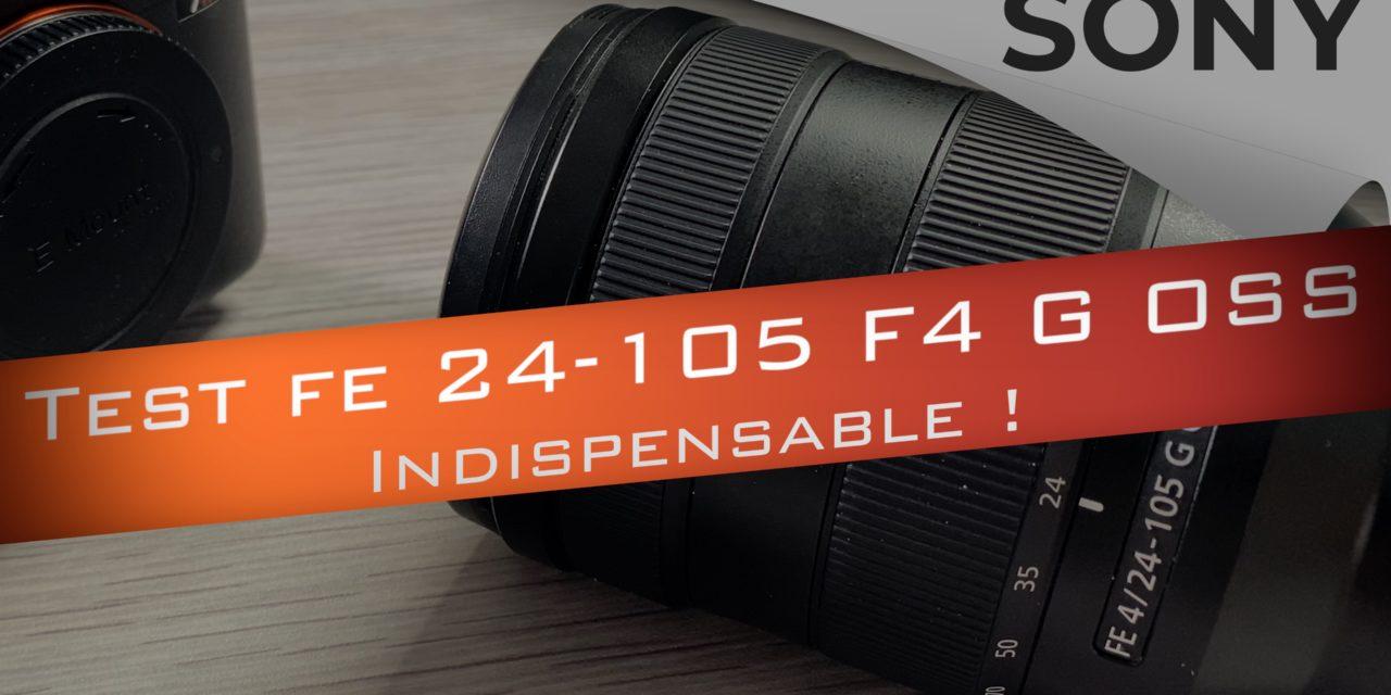 Test Sony FE 24-105 F4 G OSS : un couteau suisse indispensable