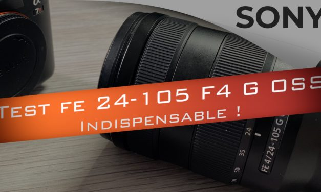 Test Sony FE 24-105 F4 G OSS : un couteau suisse indispensable
