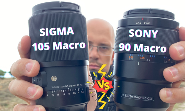 Comparatif Sigma 105mm 2.8 vs Sony 90mm 2.8 : quel macro choisir pour Sony ?
