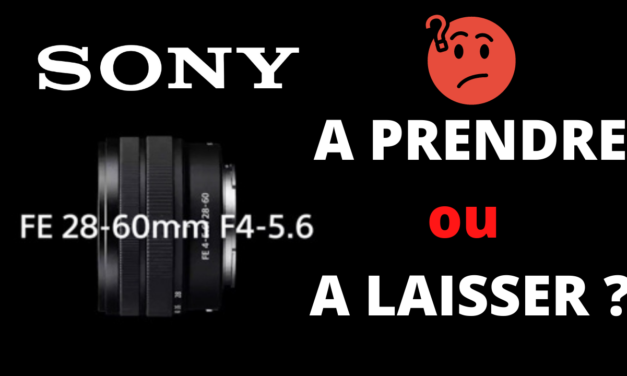 Test Sony FE 28-60 F4-5.6 : Mieux que l'ancien kit FE 28-70 ?