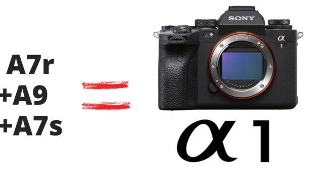 Caractéristiques Sony ALPHA 1 (a1) : Pourquoi est-il si particulier ?