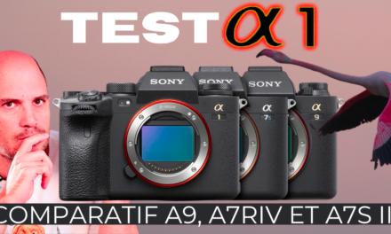 Test Sony A1 : un hybride plein format sans pitié pour les autres !