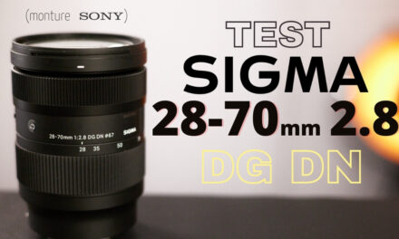 Test Sigma 28-70 mm F2.8 DG DN : Capable de remplacer un 24-70 ?