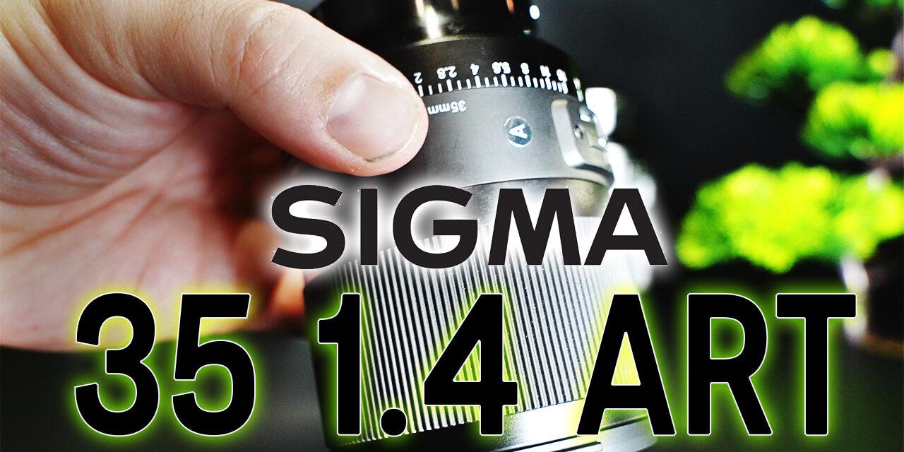 Test Sigma 35mm f1.4 DG DN ART : le meilleur ?