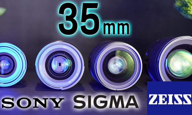 Comparatif des objectifs 35 mm : Sony vs Sigma vs Zeiss