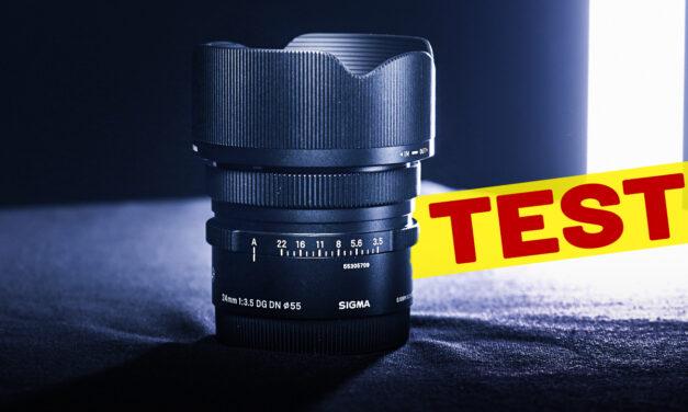 Test Sigma 24mm f3.5 DG DN : l'objectif à emmener partout