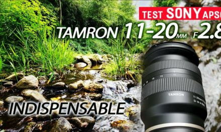 Test TAMRON 11-20 mm f2.8 DI III-A RXD : le MEILLEUR ultra grand angle